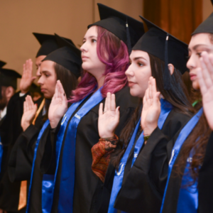 Con orgullo y nostalgia despedimos a nuestros graduados 2019