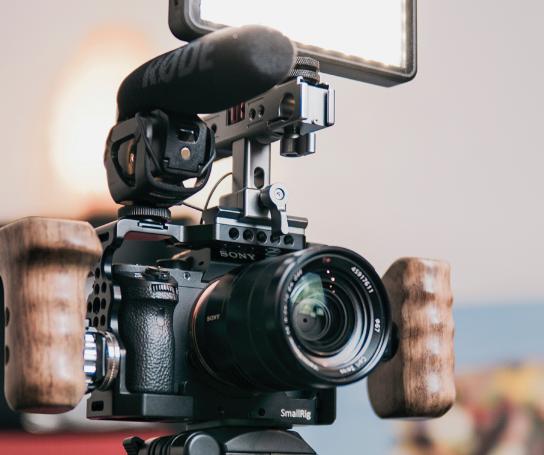 Imagen de Escuela  de Producción Audiovisual