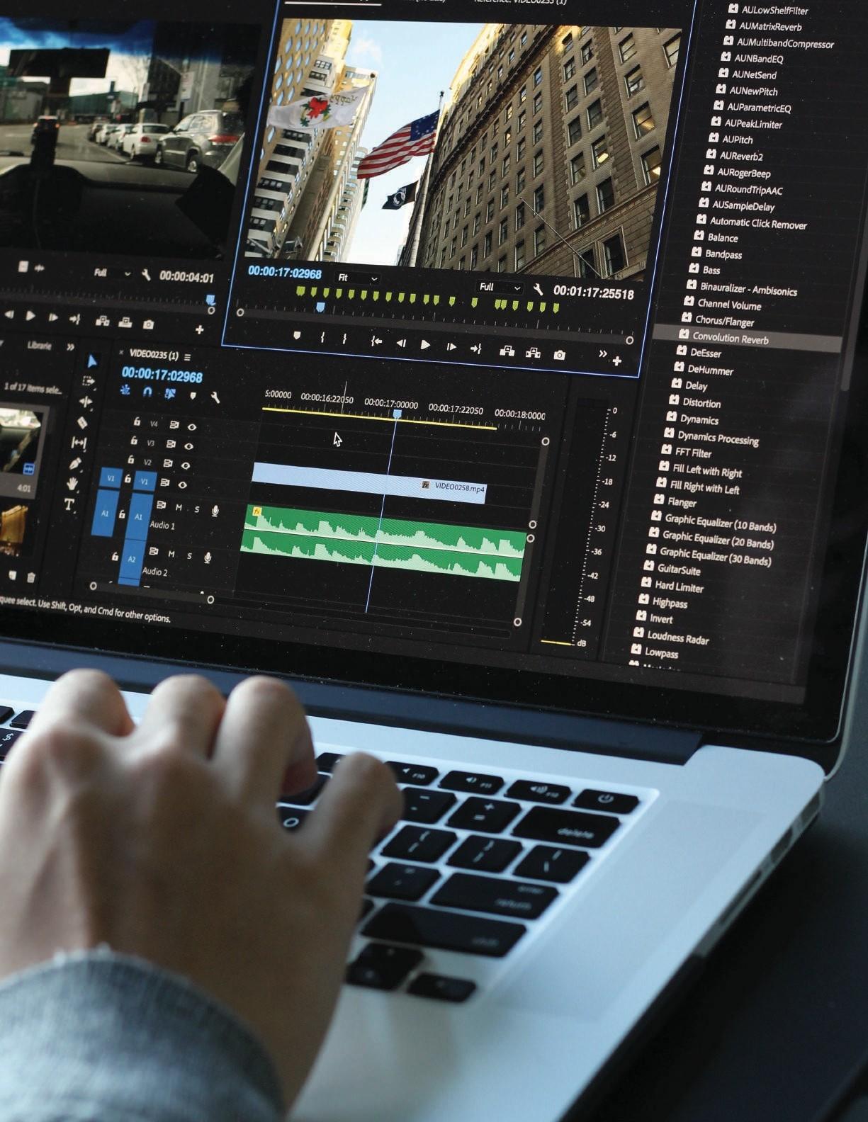 Imagen de Edición de Video
