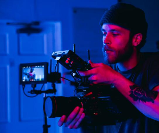 Imagen de Producción Audiovisual